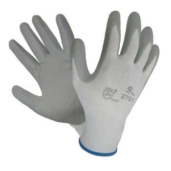Перчатки нейлон + нитрил
