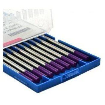Электрод вольфрамовый Binzel WG-La 15 фиолетовый d 3.2 мм