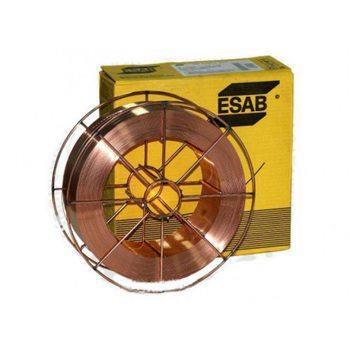 Проволока ESAB Autrod ОК 12.51 1.2мм,18кг Чехия 1251126710, Чехия