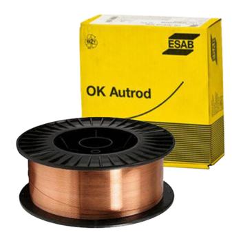 Проволока ESAB Autrod ОК 12.51 1.0мм, 5кг 1251104600, Чехия