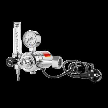 Регулятор расхода газа Сварог У-30/АР-40-П-220-Р-1 с подогревом на 220В