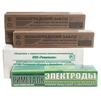 Электроды для нержавеющих сталей ОЗЛ-8 4 мм, 1 кг