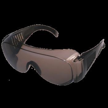 Очки защитные дымчатые РОСОМЗ О35 ВИЗИОН Super (5-2,5 PC) 13523