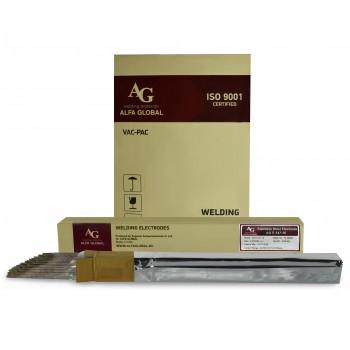 Электроды для нержавеющих сталей AG E 308L-16 2.6 мм, 2кг
