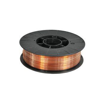 Сплошная проволока СВ-08Г2С 1.0мм, 5кг ЧЗСМ