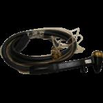 Горелка TIG ГДС-500 (500 А; вода; 3 м)
