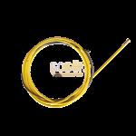 Канал стальной d 1,2-1,6 мм желтый 3,5 м