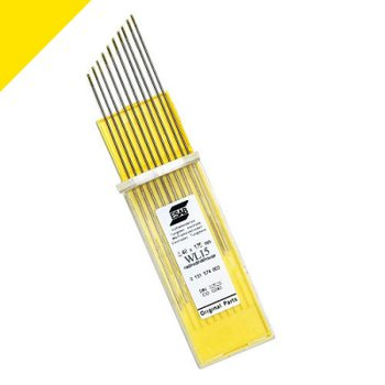 Электрод вольфрамовый ESAB Tungsten WL-15 GOLD 4.0 мм