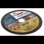Круг отрезной ЛУГА-АБРАЗИВ по металлу 180х2.5х22