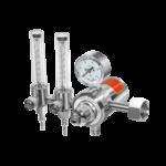 Регулятор расхода газа Сварог У-30/АР-40-П-220-Р-2 с подогревом на 220В