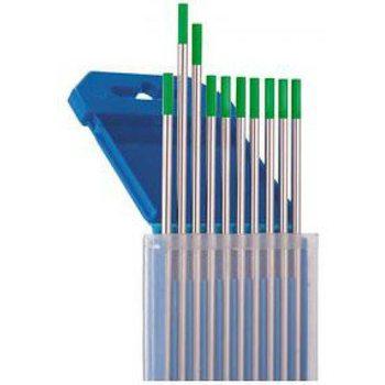 Электрод вольфрамовый WР-20 Зеленый 4.0 мм
