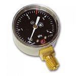 Манометр для ротаметра 40 л/мин Аr