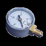 Манометр ацетиленовый 0,4МПа (на давление в инструменте)