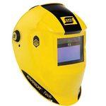 Маска сварочная ESAB WARRIOR Tech 9-13 (желтая)