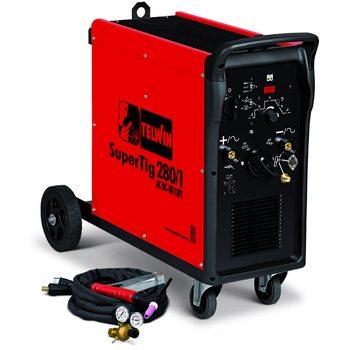 Аппарат для аргонодуговой сварки Telwin SUPERTIG 250
