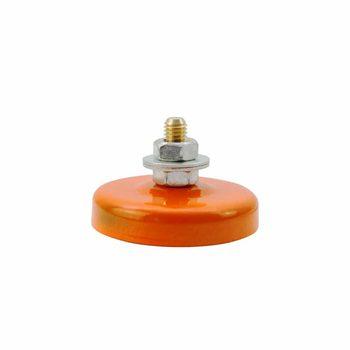 Клемма заземления магнитная МКЗ-200 Foxweld 5397