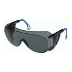 Очки защитные дымчатые РОСОМЗ О45 ВИЗИОН super (5-3,1 PL) 14525