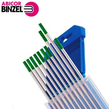 Электрод вольфрамовый Binzel WP-20 Зеленый 4.0 мм