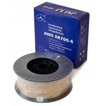 Сварочная проволока JULI ER70S (соотв. СВ08Г2С) 0.8 мм, 5 кг