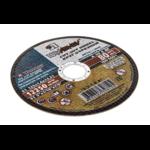 Круг отрезной ЛУГА-АБРАЗИВ по металлу и нержавеющей стали 125х1.6х22