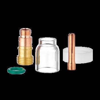 Набор с прозрачным соплом d 10 мм (TS 17-18-26) GS0722-SVA02