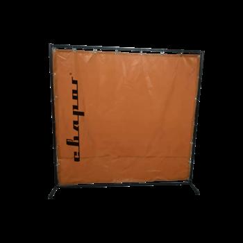 Тент защитный сварщика без каркаса (1,9х1,9м) Сварог