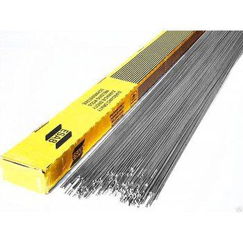 Присадочный пруток ESAB OK Tigrod 4047 AlSi12 d 2.4 мм