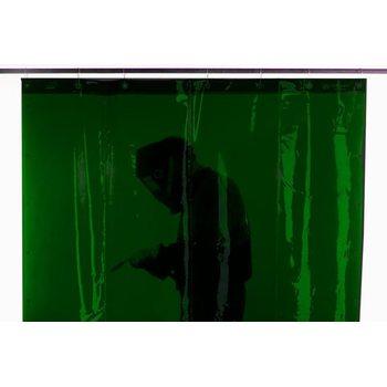 Штора сварочная темно-зеленая ESAB 1400х1800