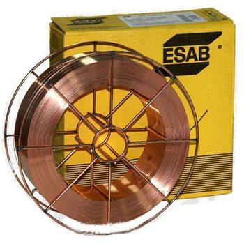 Проволока ESAB Autrod ОК 12.51 1.0мм, 18кг 125110671H