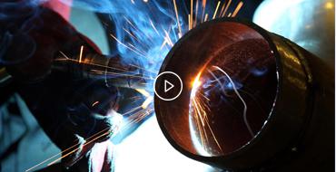 Электродная сварка тонкого металла встык